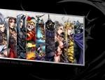 dissidia villains cast wallpaper