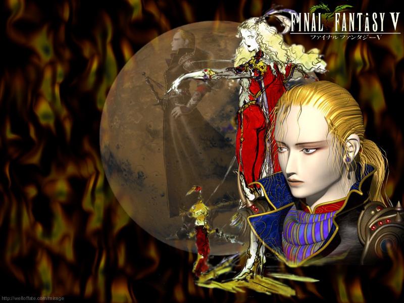 Final Fantasy V Wallpaper