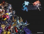 Final Fantasy Dissidia Chaos Cast Wallpaper