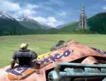 Final Fantasy VII wallpaper Cid Highwind
