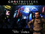Ghostbusters: The Video Game Peter Venkman wallpaper