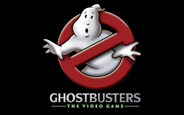 Ghostbusters: The Video Game wallpaper logo
