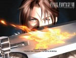 Gunblade Squall wallpaper Final Fantasy VIII