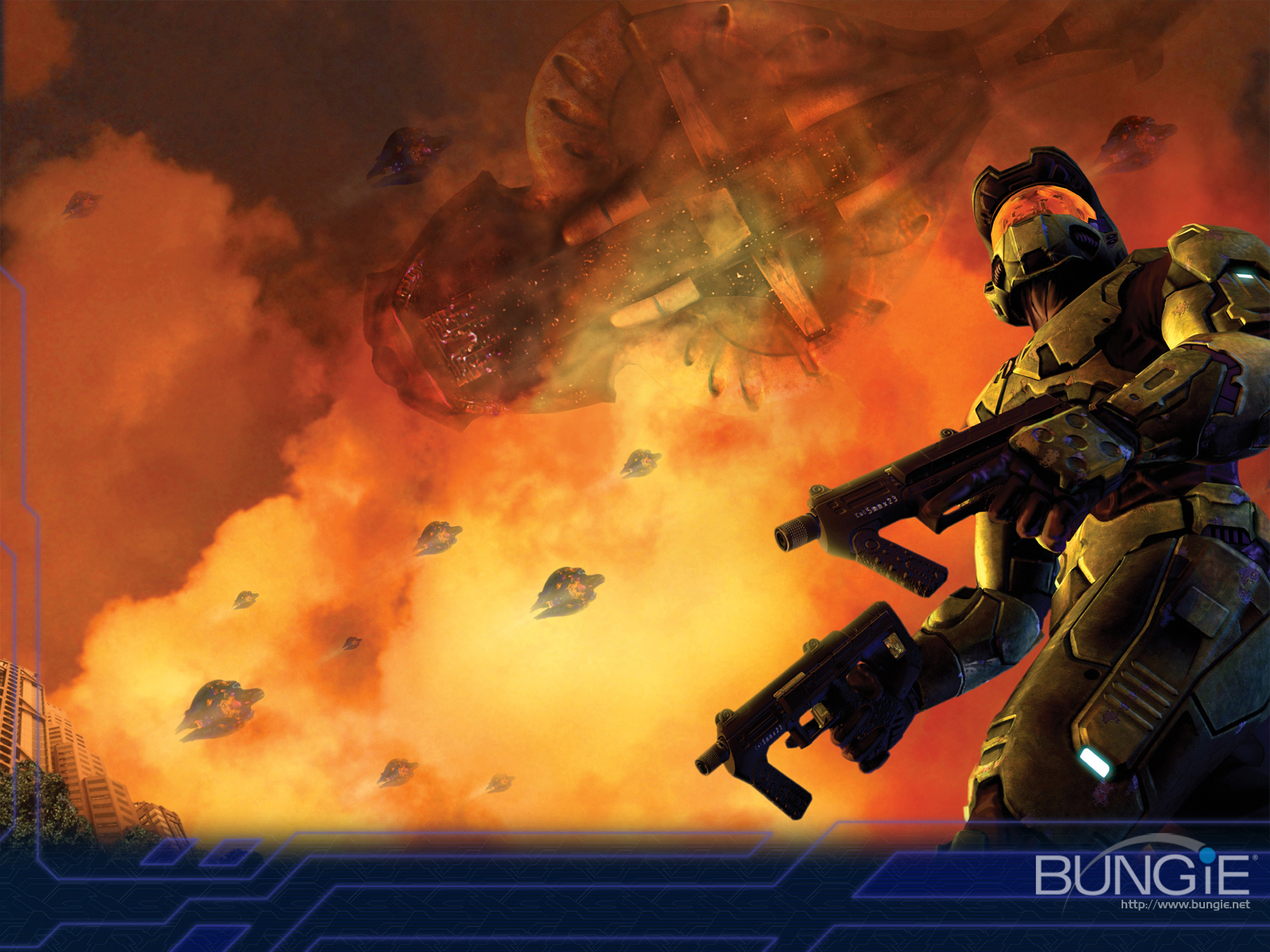 Halo 2 wallpaper voltagebd