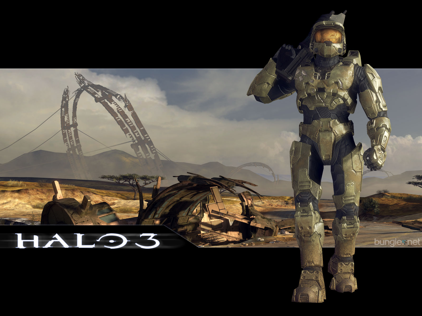 Halo 3 Wallpaper Return Of The Chief