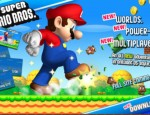 New Super Mario Bros. Wallpaper Banner (DS)