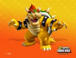 New Super Mario Bros Bowser Wallpaper