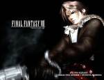 Squall Final Fantasy VIII wallpaper