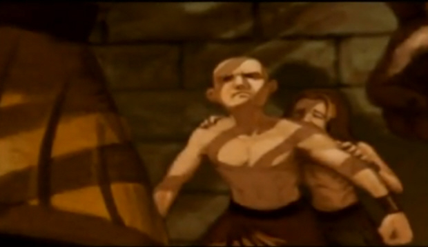 God of War 4 to star brother of Kratos as seen in Brith of the Beast epilogue of God of War 1?
