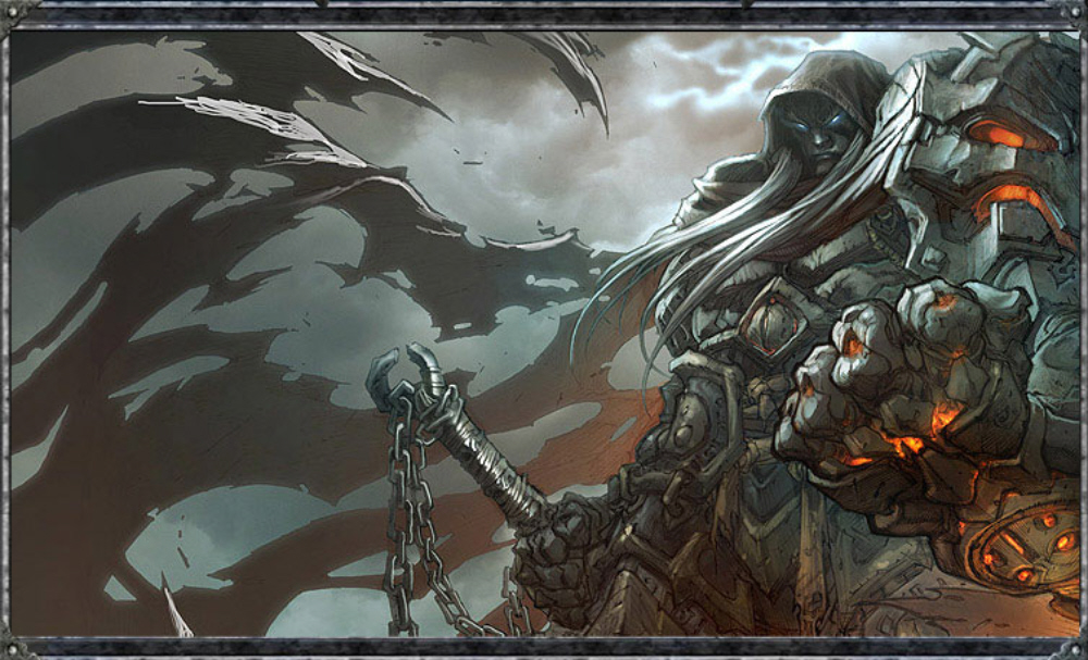 Darksiders War Wallpaper By: Darksiders Wallpaper