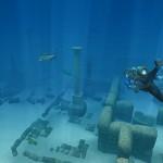 Endless Ocean 2 Wii Floor Ruins wallpaper