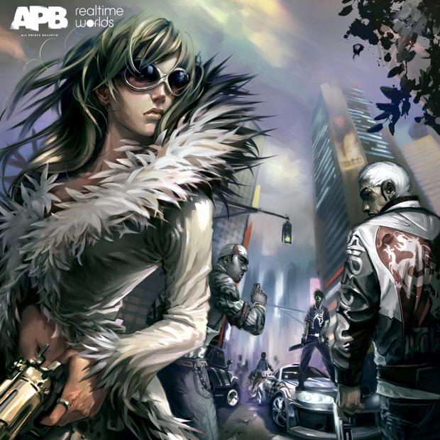 APB artwork