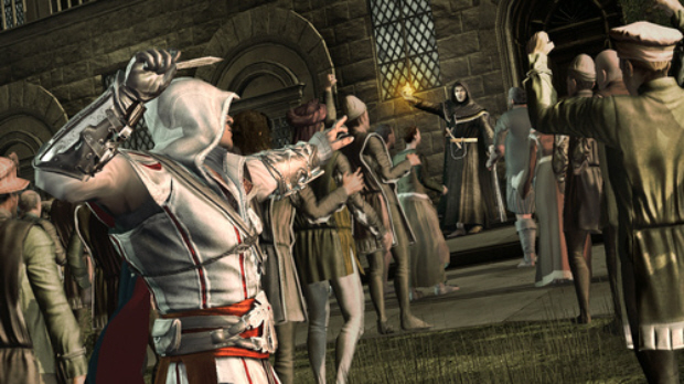 Bonfire of the Vanities walkthrough screenshot. Assassin's Creed 2 DLC