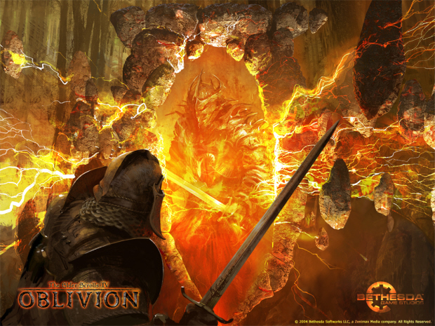 Oblivion walkthrough wallpaper Gates Elder Scrolls IV
