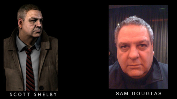 Scott Shelby played by Sam Douglas in Heavy Rain