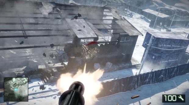 Battlefield: Bad Company 2 walkthrough screenshot
