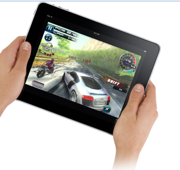 Apple iPad release date is April 3, 2010