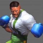 Super Street Fighter 4 Dudley wallpaper