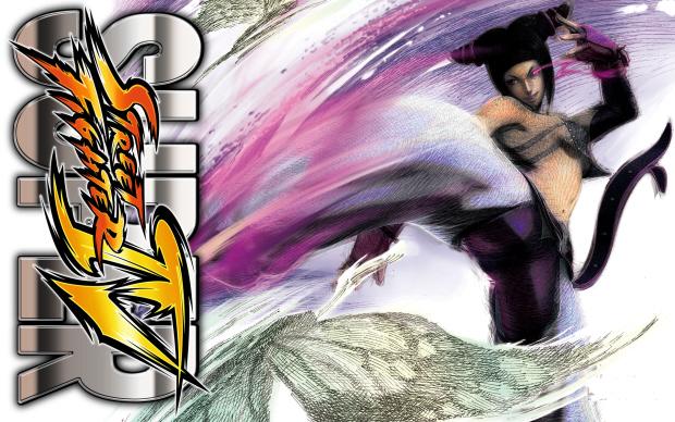 Super Street Fighter 4 wallpaper