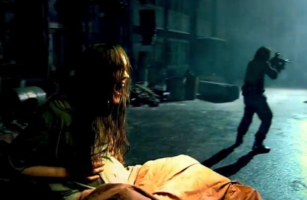 FEAR 3 featuring pregnant Alma again