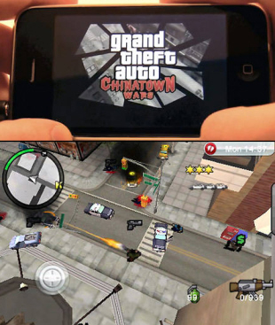 grand theft auto chinatown wars apk iphone