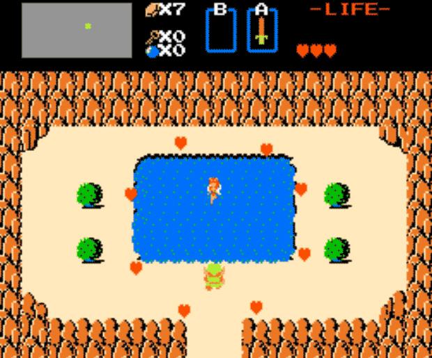 The Legend Of Zelda 1 Walkthrough Video Guide Wii Virtual Console