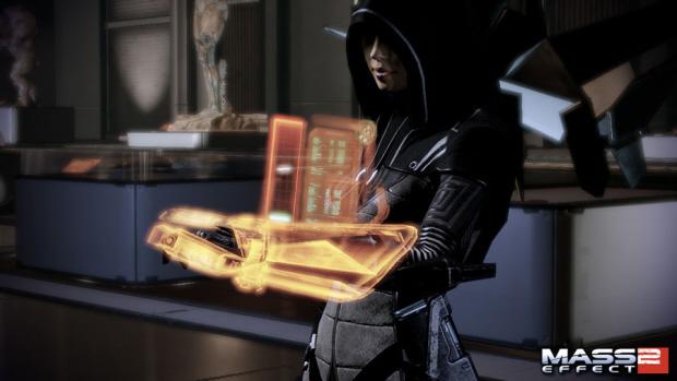 Mass Effect 2 Kasumi's Stolen Memory DLC walkthrough