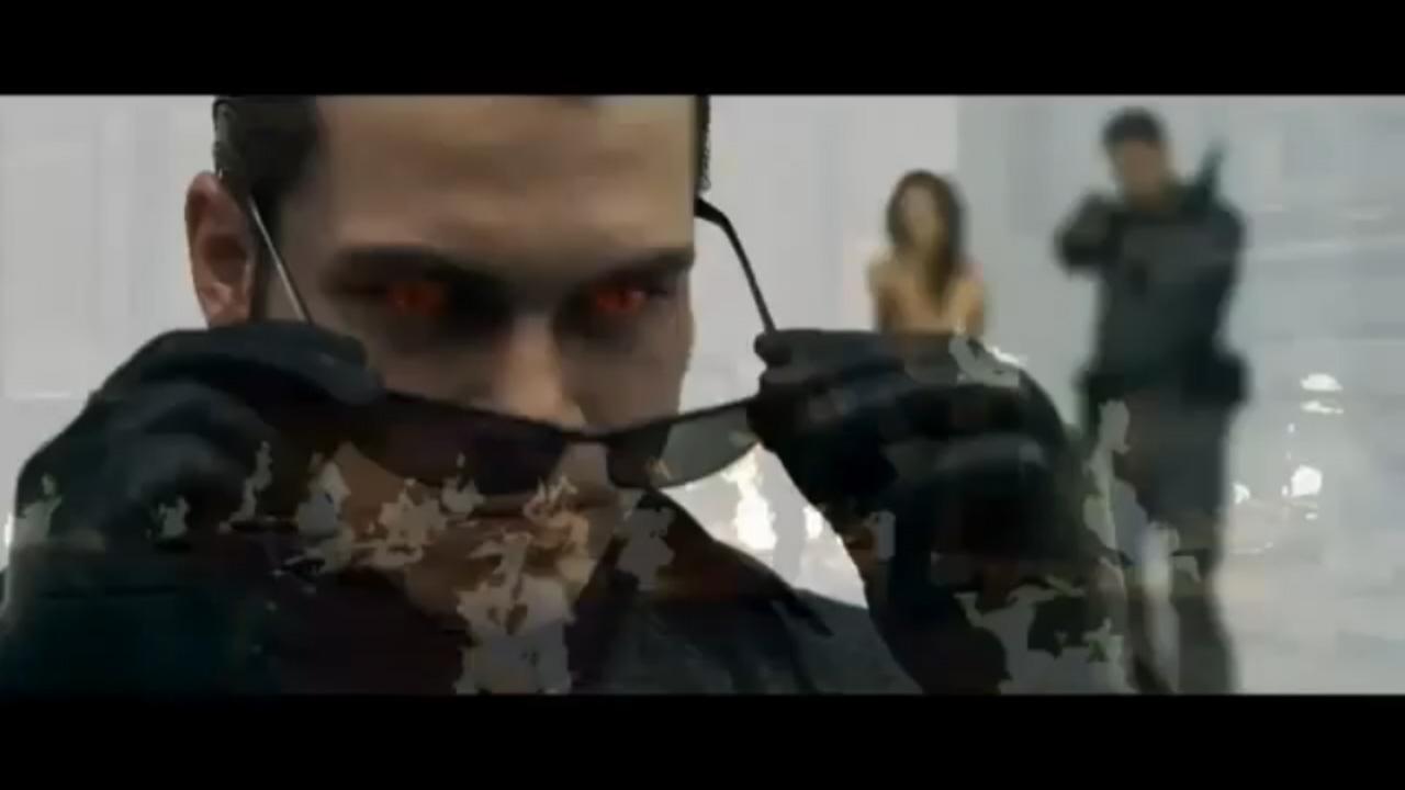 Resident Evil 4: After... Milla Jovovich Resident Evil Apocalypse