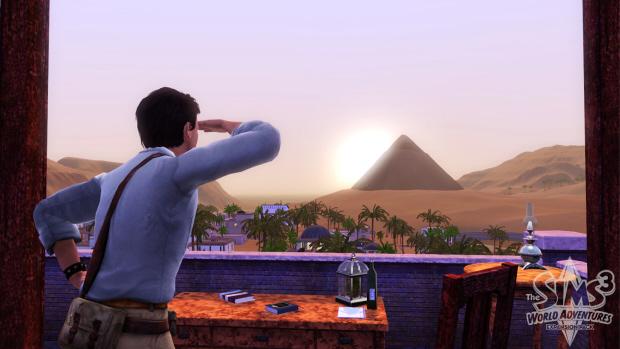 Sims 3: World Adventures walkthrough screenshot