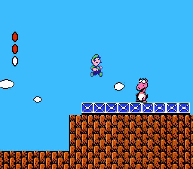 Super Mario Bros 2 Walkthrough Video Guide Wii Nes Video