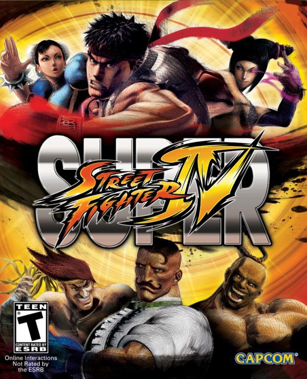 Super Street Fighter 4 walkthrough screenshot