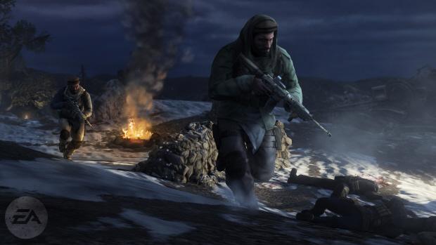 Medal of Honor 2010 screenshot. Release date October 12, 2010