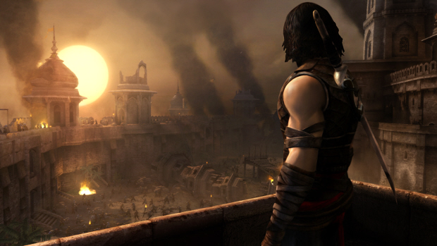 Prince of Persia Forgotten Sands wallpaper city