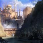 Prince of Persia Forgotten Sands wallpaper fantasy