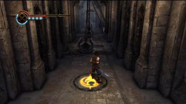 Prince of Persia: The Forgotten Sands walkthrough screenshot