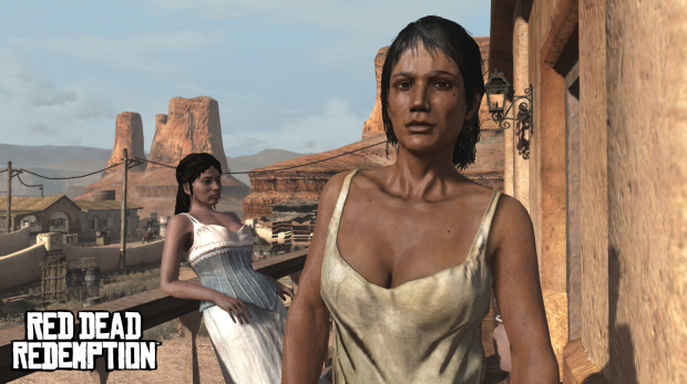 Get 2 for 1 with Red Dead Redemption co-op DLC