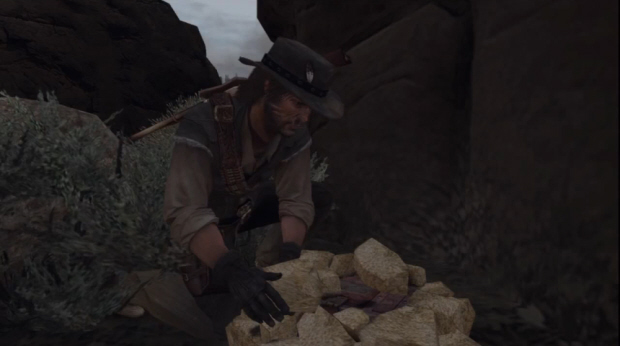 Red Dead Redemption Treasure Locations Guide screenshot