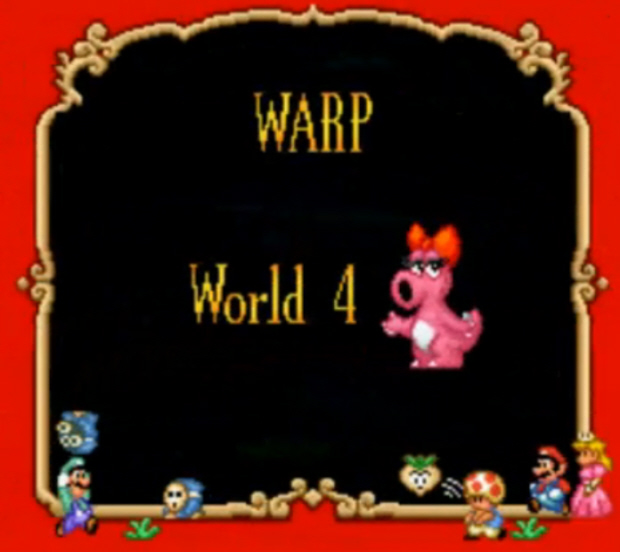 Super Mario Bros 2 Parallel World Warp And 1up Locations Level Shortcuts And Secrets Wii Nes Video Games Blogger