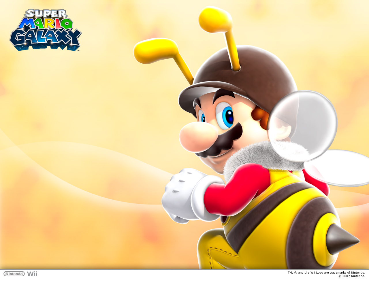 Super Mario Galaxy Wallpapers: Super Mario Galaxy 2 Wallpaper