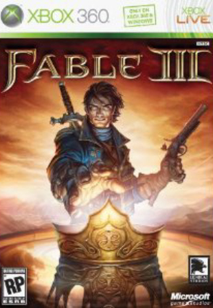 Fable 3 release date is October 19, 2010