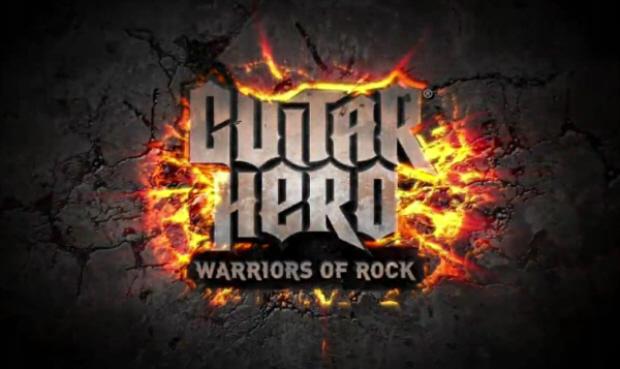 Guitar Hero: Warriors of Rock release date September 28, 2010