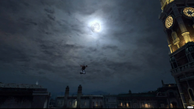 InFamous 2 gameplay screenshot E3 2010 trailer debut from Sony Press Conference