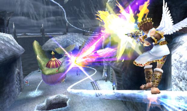 Kid Icarus: Uprising screenshot (E3 2010 trailer)