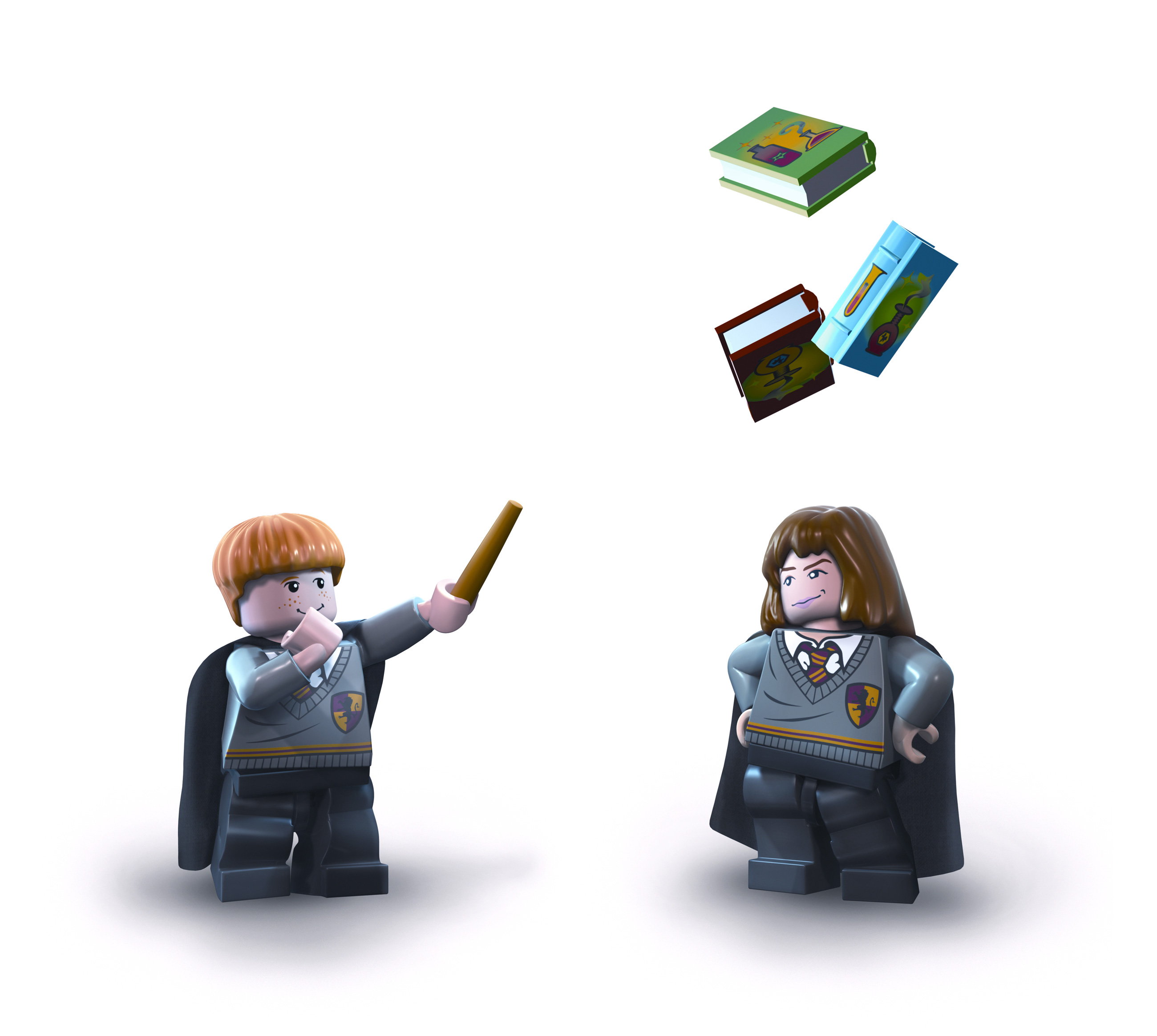 Lego Harry Potter Walkthrough Video Guide Wii Xbox 360 Ps3 Pc