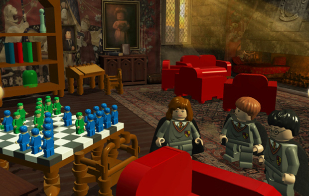 Lego Harry Potter: Years 1-4 Achievements and Trophies guide screenshot