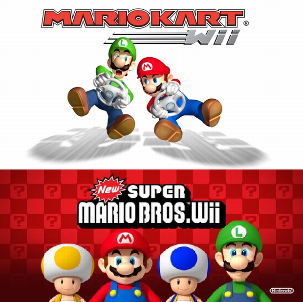 Mario Kart Wii Has Sold 22 Million And New Super Mario Bros Wii