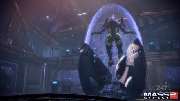 Mass Effect 2: Overlord DLC walkthrough video guide screenshot