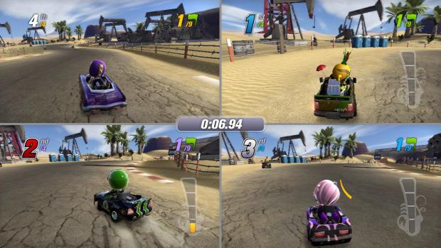 ModNation Racers cheats screenshot