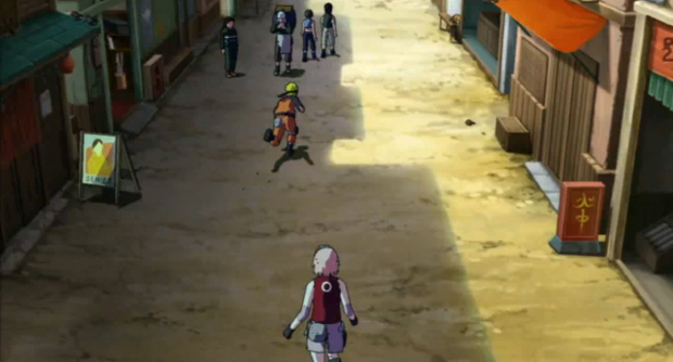 Naruto Shippuden: Ultimate Ninja Storm 2 screenshot