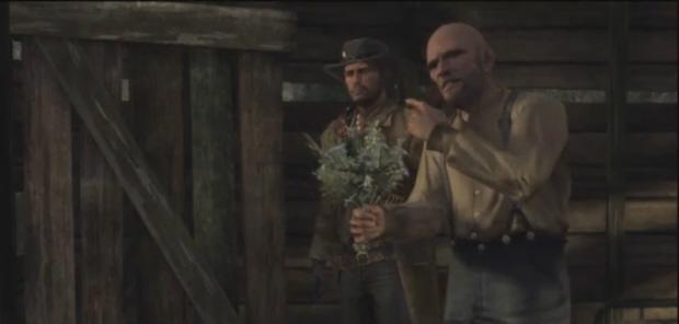 Red Dead Redemption Survivalist Flowers Locations guide screenshot